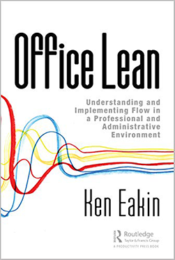Office Lean Book Cover