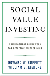 Social Value Investing Book Cover